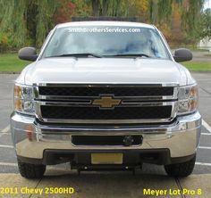 2003 chevy 2500hd remove curtis plow install meyer lot. Black Bedroom Furniture Sets. Home Design Ideas