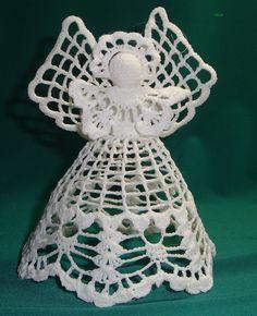 Watch The Video Alluring Beginner Crochet Blanket Ideas. Crochet Angel Pattern, Crochet Angels, Crochet Doily Patterns, Crochet Doilies, Crochet Stitches, Christmas Crochet Patterns, Holiday Crochet, Crochet Snowflakes, Beginning Crochet