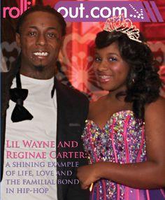 Lil Wayne and Reginae Carter: Hip-Hop and the  Power of Fatherhood