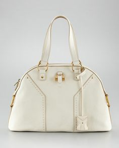 YSL Muse bag...classic! The limited edition version was suede ...