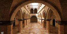 """New entry in SceneLab: good old Sponza  Cycles handles well this old """"test scene"""" - only 37 seconds for 1280x720 render. http://raypump.com/downloads/viewdownload/4-scenelab/26-sponza-atrium"""