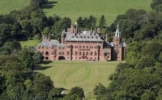 Mount Stuart House on the east coast of the Isle of Bute, Scotland Stuart House, Isle Of Bute, Marquess, Scotland Castles, French Art, Westminster, East Coast, Places To Travel, Behind The Scenes