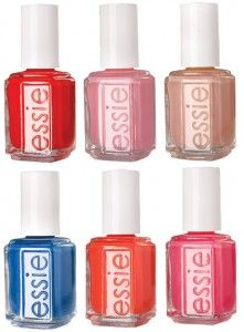 essie. This nailpolish is the best. And lasts much longer than any other polish I've tried.