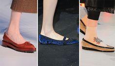 Fall/ Winter 2013-2014 Shoe Trends
