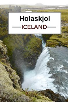 Travel Guide Iceland : Plan your visit to Holaskjol