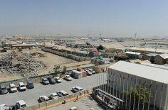 Bagram Airfield, Afghanistan