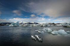 Glacial Lagoon, Vatnajökull, Iceland