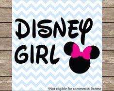 Disney svg Disney Girl Minnie Mouse SVG Mickey Mouse SVG Disneyland Disney World Mickey Mouse Ears Silhouette Cricut Cut File Minnie Ears