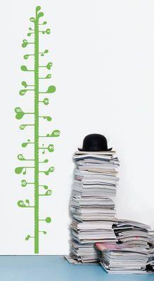 Measuring Plant Messlatte | Domestic | Sticker