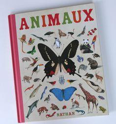 Un beau livre d'animaux | La cabane à idées