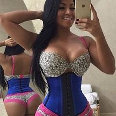 Sz38 Ann Chery 3 Hook Latex Sports Waist Trainer Aunthetic Colombian Ann Chery product. You'll see great results when worn consistently. Results in 2 weeks. Start waist training today. Fabric runs SMALL, Order UP 1 SIZE!! See MY actual results as I lost 100 lbs.  1⃣Lose Inches in your abdomen 2⃣Get rid of bulges 3⃣Can be worn while exercising 4⃣Great for belly & back fat.  5⃣Great for muffin tops 6⃣3 rows of hooks  7⃣Gives hourglass shape once worn 8⃣Corrects posture 9⃣Made w/authentic…