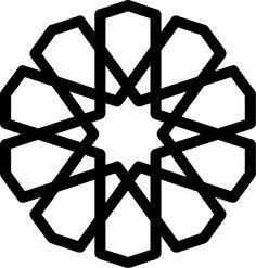 Ottoman sultan signature with agate gemstone sterling silver ring – Yussuk Islamic Art Pattern, Arabic Pattern, Geometry Art, Sacred Geometry, Stencil Patterns, Pattern Art, Motifs Islamiques, Arabesque Pattern, Turkish Art