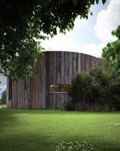 CGarchitect - Professional 3D Architectural Visualization User Community | Stadtpark Biel - Cloudy