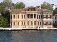 Cultural Architecture Home Turkish Architecture, Cultural Architecture, Concept Architecture, Historical Architecture, Architecture Design, Istanbul City, Istanbul Turkey, Villas, Summer Palace