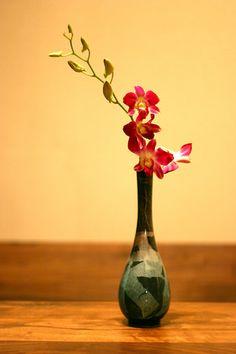 Flower arrangements ● 華道 生け花