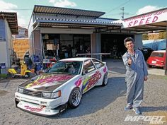 1985 Toyota Corolla Levin GT - Scrapheap Challenge