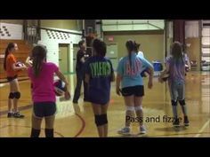 """Have fun implementing these essential quick rep """"speed touches"""" into your warm up! Players love the challenge and the """"active feet"""" and controlled, purposefu. Volleyball Setter, Volleyball Workouts, Volleyball Quotes, Volleyball Gifts, Coaching Volleyball, Girls Softball, Volleyball Players, Girls Basketball, Basketball Cheers"""