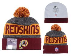 43ae51a0080 Men s   Women s Washington Redskins New Era 2016 Sideline Official Sport  Knit… Redskins Store