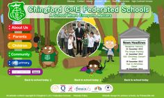 Chingford CofE Federated Schools Website by PrimarySite.net http://www.chingfordcofe.org.uk/index.asp