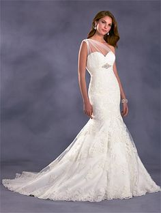 Alfred Angelo Bridal Style 277 from Disney Fairy Tale Wedding Dresses