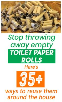 Genius Uses For Toilet Paper Rolls At Home Most People Don't Know - Life Just Got Easier Diy Paper Crafts diy toilet paper roll crafts Toilet Paper Roll Art, Rolled Paper Art, Toilet Paper Roll Crafts, Diy Paper, Diy Projects With Toilet Paper Rolls, Toilet Paper Tubes, Diy Crafts With Paper, Tissue Box Crafts, Diy Arts And Crafts