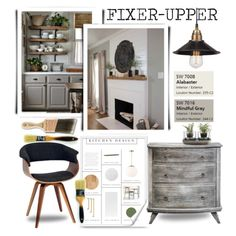 Fixer Upper by queenofsienna
