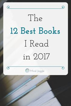 16 best resolve to read images on pinterest in 2018 reading the 12 best books of 2017 fandeluxe Gallery