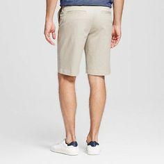 Men's Club Shorts Khaki (Green) 34 - Merona