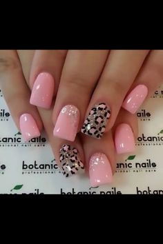 Pink. Gray. Cheetah