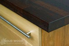 Solid Wood Worktops, Solid Oak Doors, Shaker Doors, Kitchen Styling, Granite, Door Handles, Centre, Kitchens, Display