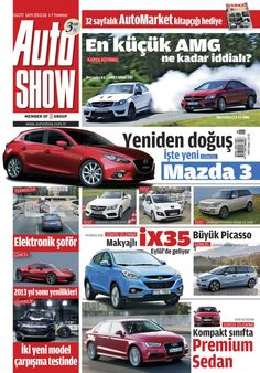 Auto Show - Turkey Turkish Magazine - Buy, Subscribe, Download and Read Auto Show - Turkey on your iPad, iPhone, iPod Touch, Android and on the web only through Magzter