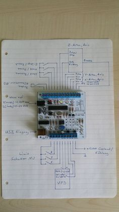 Hobbies For Software Developers Refferal: 9229915420 Arduino Cnc, Routeur Cnc, Cnc Router Plans, Diy Cnc Router, Arduino Motor, Arduino Sensors, Cnc Woodworking, Electrical Circuit Diagram, Home Electrical Wiring