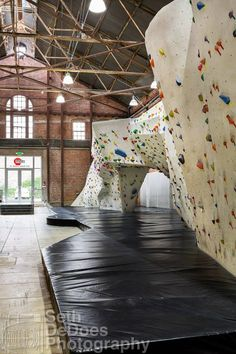 Stronghold Climbing Gym