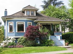 Heritage House - ca. 1909 - 422 3rd Street, New Westminster, BC.
