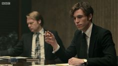Tom Hughes in The Game -- Cold War spy thriller. So sad there's only one season.