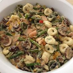 Smoked Salmon Tortellini with Bechamel Sauce - Allrecipes.com