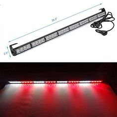 32 led Emergency warning strobe lights top roof light bar kit for cars truck 7 Flashing Pattern -- Click on the image for additional details. (This is an affiliate link) #CarEmergencyKit