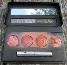 Laura Geller Baby Cakes Blush...All the colors are soft and pretty on your skin