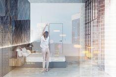 Markenstrategie, Corporate Design Relaunch und preisgekrönte Website für SICURTEC® Wooden Walls, Wooden Flooring, 3d Design, Corporate Design, Double Exposure, Side View, Photo Library, Glass Door, Stock Photos