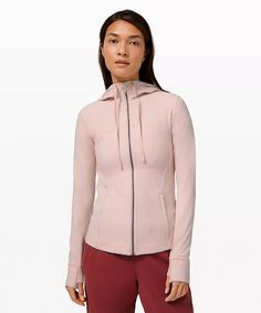 athletic apparel + technical clothing | lululemon Outerwear Jackets, Women's Jackets, Down Vest, Personal Shopping, Hoods, Hooded Jacket, Lululemon, Jackets For Women, Clothes