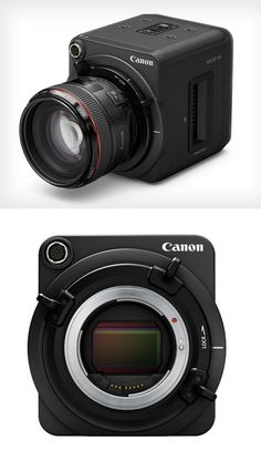 Whoa, a new Canon with a maximum ISO of over 4,000,000. That's right: this camera can basically see in the dark.