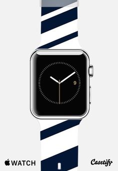 Navy Apple Watch Band | Casetify