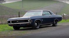 1969 Custom Chevy Impala SS