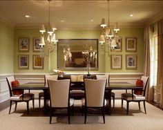 pinterest dining room wall decorating ideas |