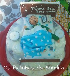 Os Bolinhos da Sandra: Ai tanto soninho!