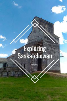 Saskatchewan, Land of the Living Skies. A Canadian gem full of beauty, history, culture, and great people. So many things to do in Regina Saskatchewan!!