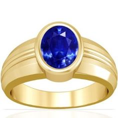 Male Rings, Rings For Men, Mens Gold Rings, Sapphire Jewelry, Love Ring, Yellow Gold Rings, Fashion Jewelry, Women's Fashion, Blue Sapphire
