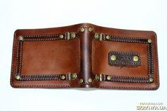 Купить Мужской кошелек ручной работы в Украине 705c422f19d62