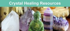 Welcome to my free Crystal Healing Resources page. This is a growing library of articles and how-to guides for working with crystals and their properties.