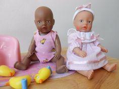 Zapf Creation Baby Born Mini World Accessories Sets Birthday Rare ETHNIC Doll #Zapf #DollswithClothingAccessories